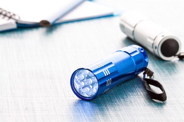 Led Baterka Spotlight - Modrá