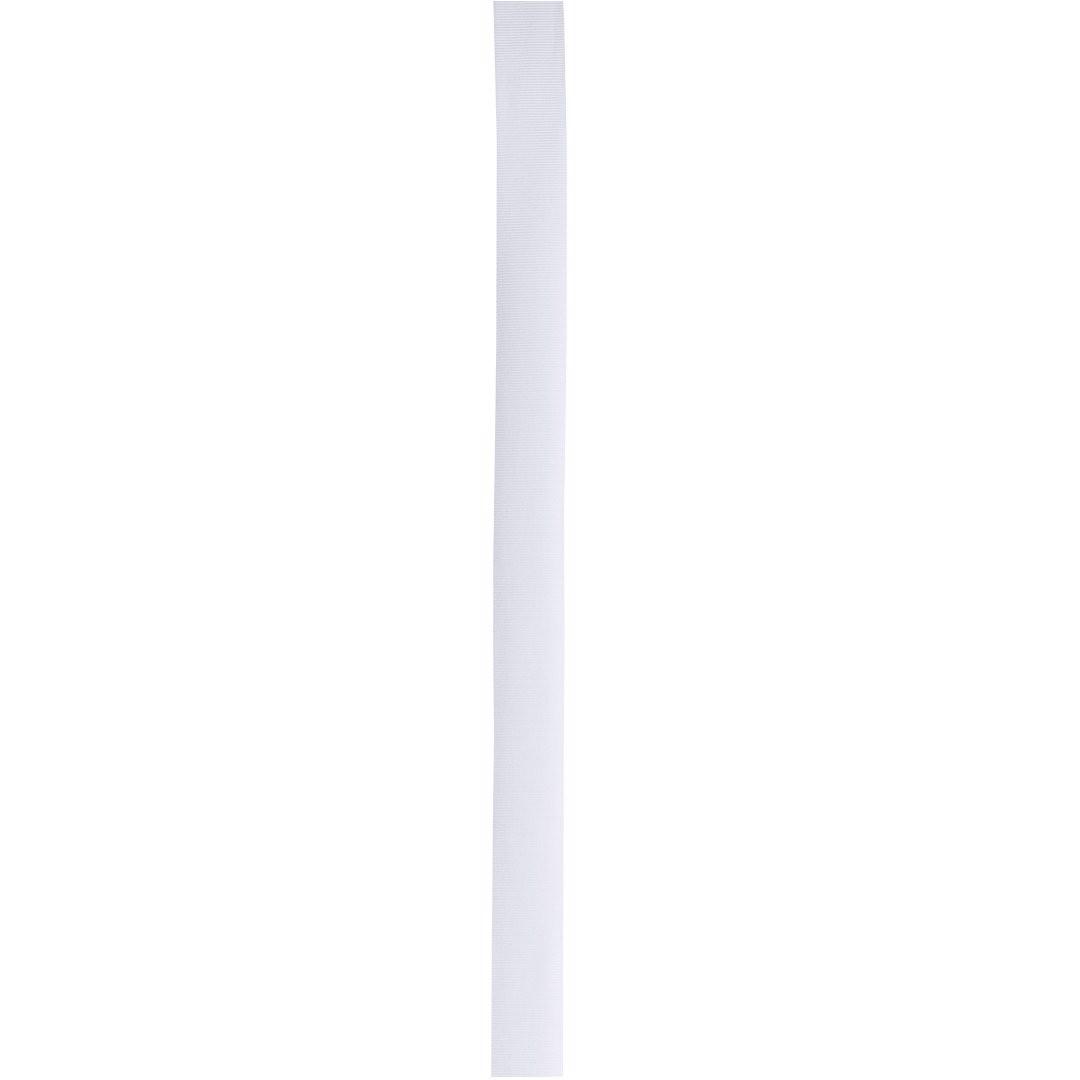 Cinta Sombrero Polyesterband - Blanco