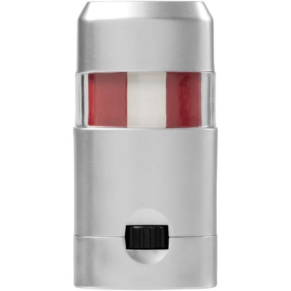 Velox barva na tělo - Červená s efektem námrazy / Bílá / Červená s efektem námrazy