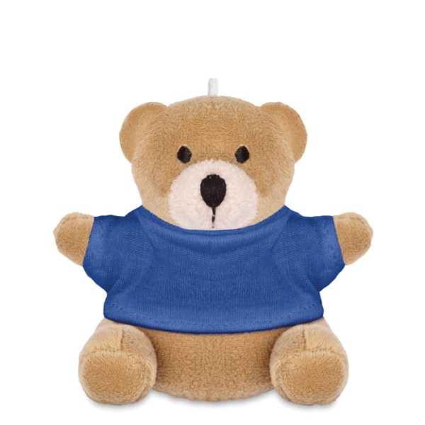Teddy bear Nil - Blue