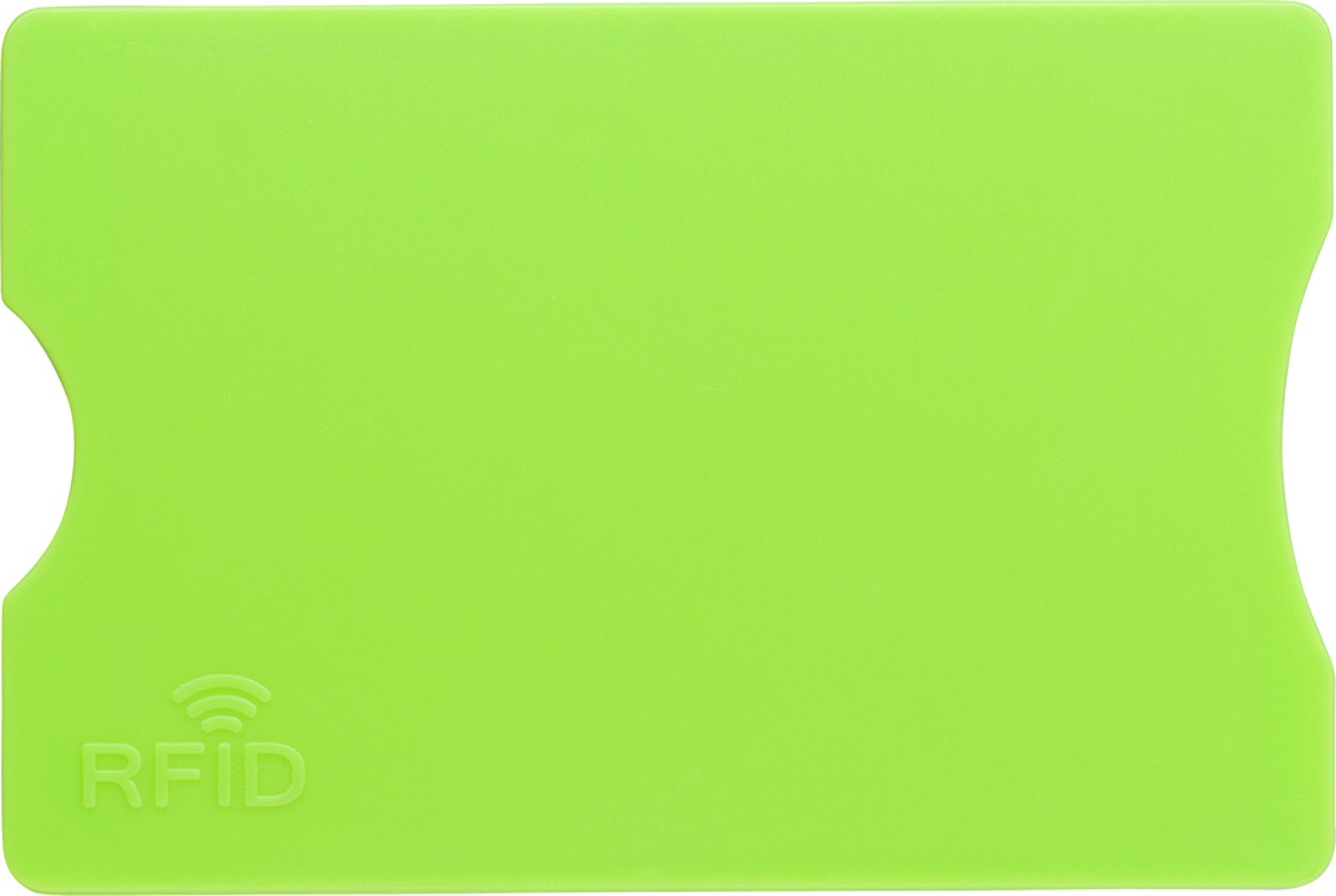 PS card holder - Lime