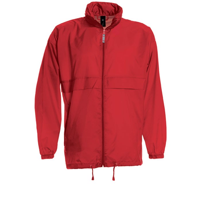 Damen Windbreaker 70 g/m2 Sirocco Women Jw902 - Red / XL