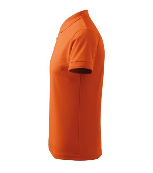 Polokošile pánská Malfini Pique Polo - Oranžová / 2XL