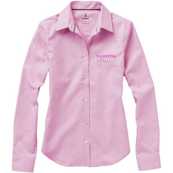 Vaillant long sleeve ladies shirt - Magenta / XXL