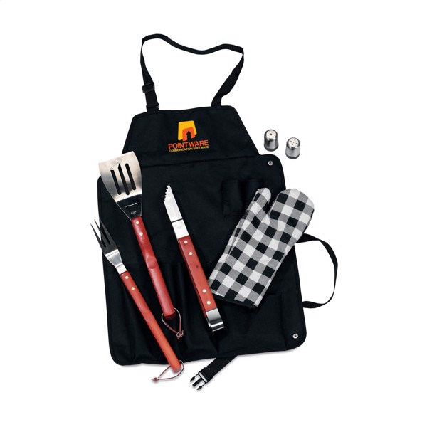 BarbecueBoss apron