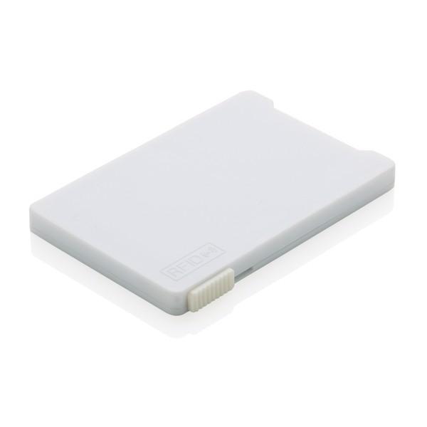 Pouzdro na více karet s RFID ochranou - Bílá