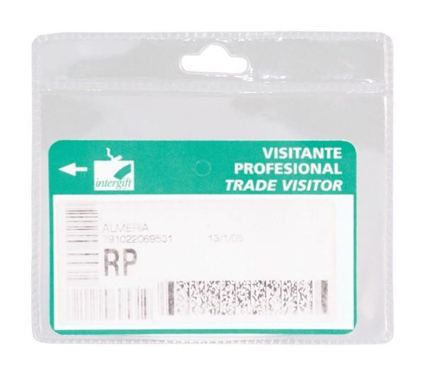 Identifikační Visačka Ifem - Průhledná