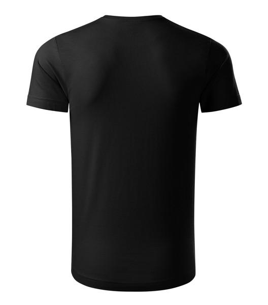 Tričko pánské Malfini Origin - Černá / XL