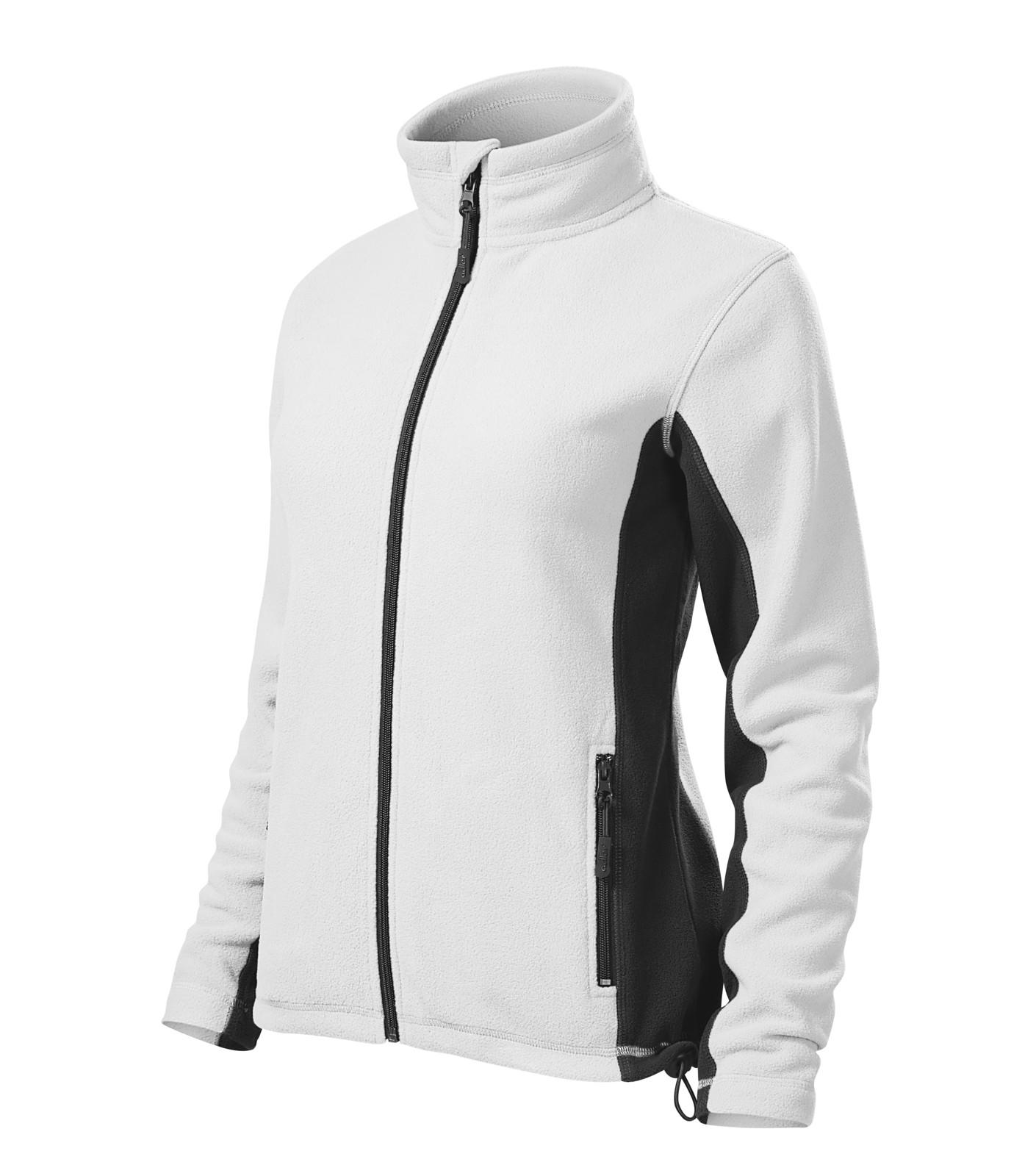 Fleece dámský Malfini Frosty - Bílá / XL