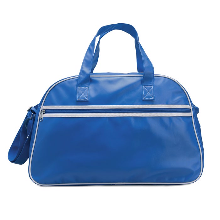 Bowlingtasche Vintage - blau