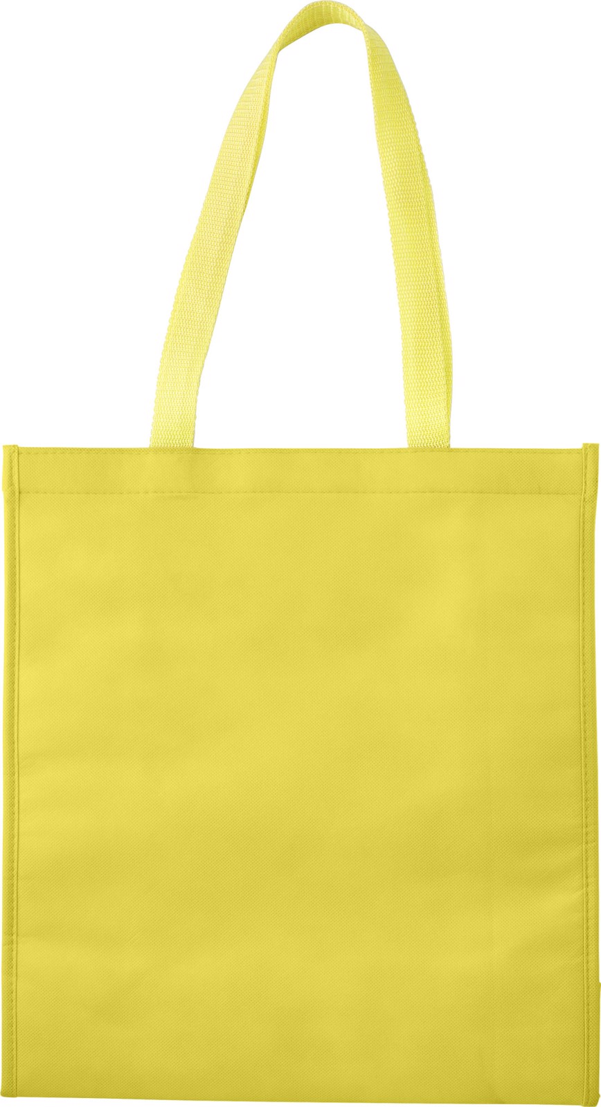 Nonwoven (80gr/m²) cooling bag - Yellow