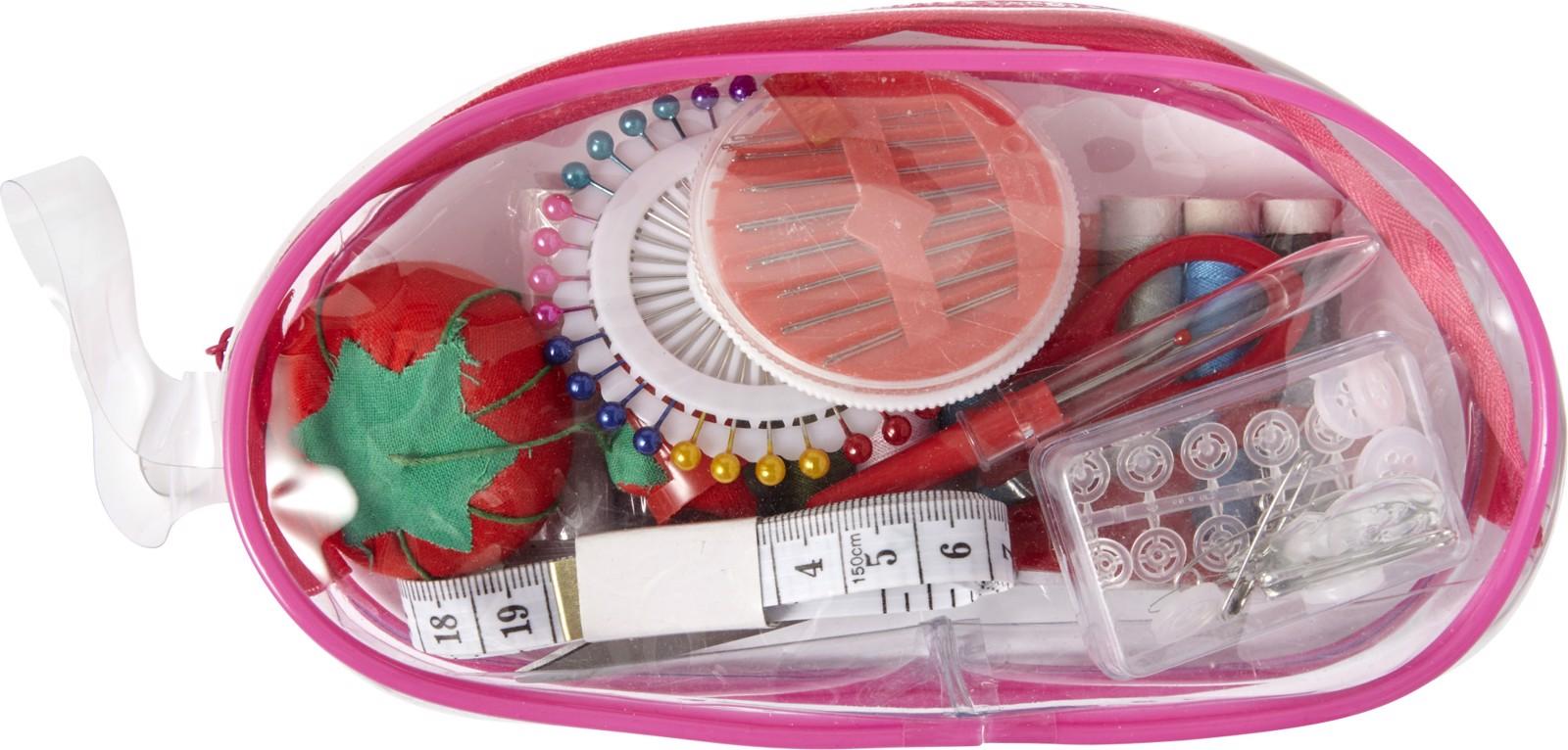 Sewing set - Pink
