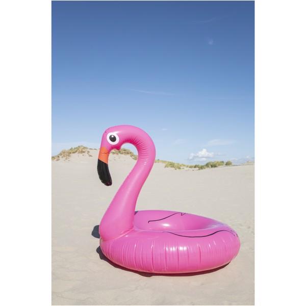 Flamingo inflatable swim ring