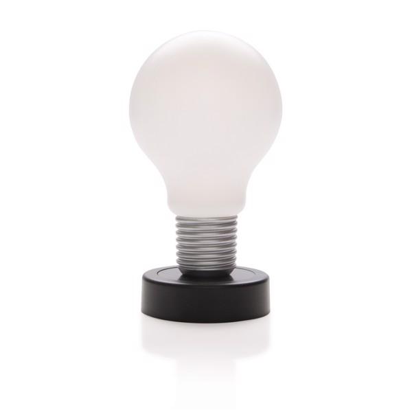 Push lamp - Black / White