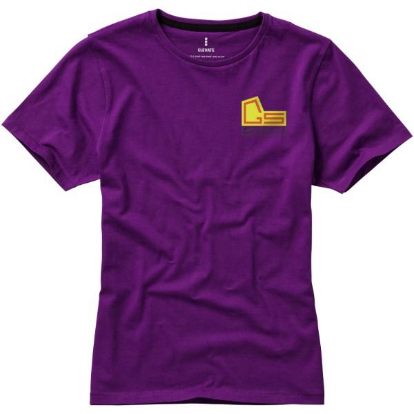 Nanaimo – T-Shirt für Damen - Pflaume / XXL