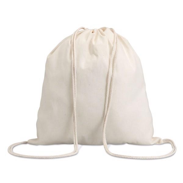 Cotton 100 gsm drawstring bag Hundred