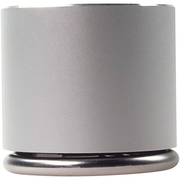 Kroužkový reproduktor SCX.design S25 - Stříbrný / Bílá