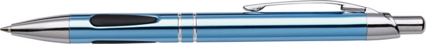 Metal ballpen - Light Blue