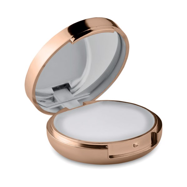 Mirror lip balm Duo Mirror - Champagne