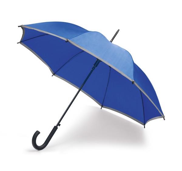 MEGAN. Ομπρέλα - Μπλε Ρουά