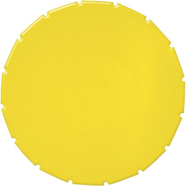 Clic clac jahodové bonbony ve tvaru srdíček - Žlutá