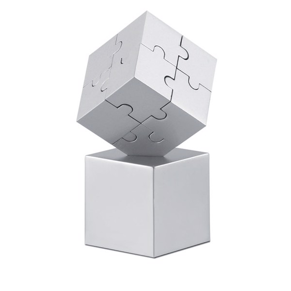 Kovové 3D puzzle Kubzle