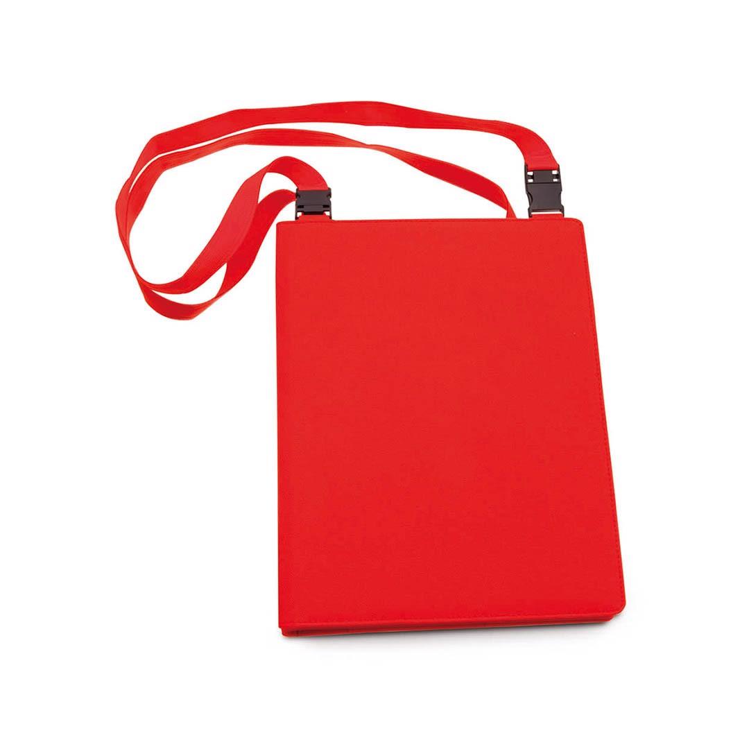 Carpeta Conquer - Rojo