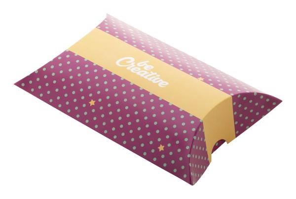 Krabička Na Povlak Polštáře CreaBox Pillow M - Bílá