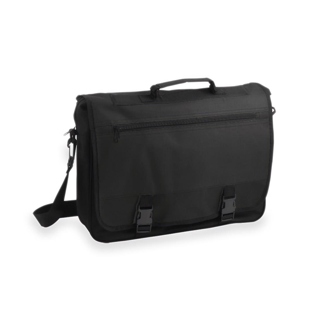Document Bag Verse - Black