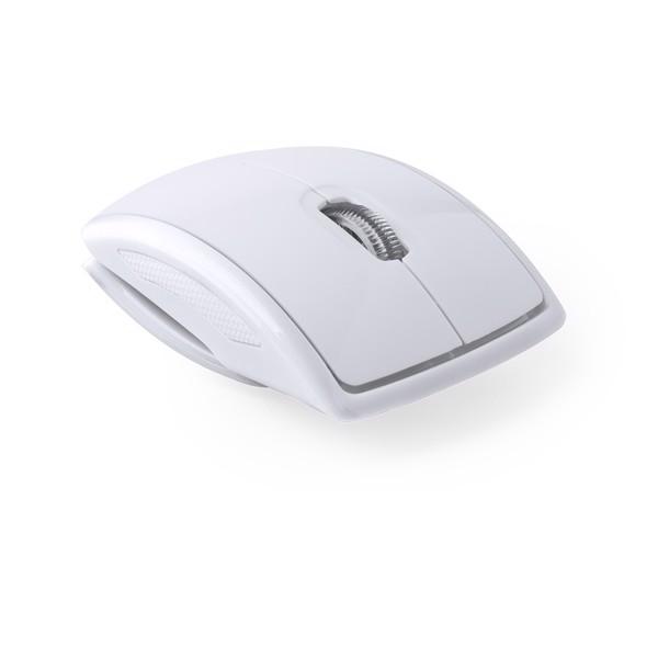Mouse Lenbal - White