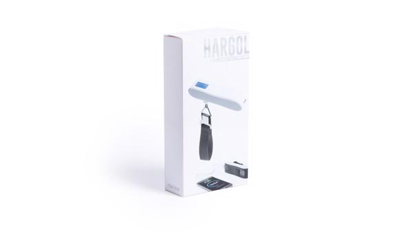 Báscula Equipaje Power Bank Hargol - Blanco