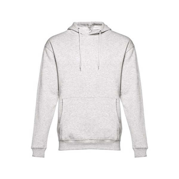 THC PHOENIX. Unisex hooded sweatshirt - Melange White / XXL