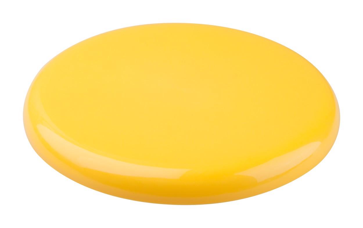 Frisbee Smooth Fly - Žlutá