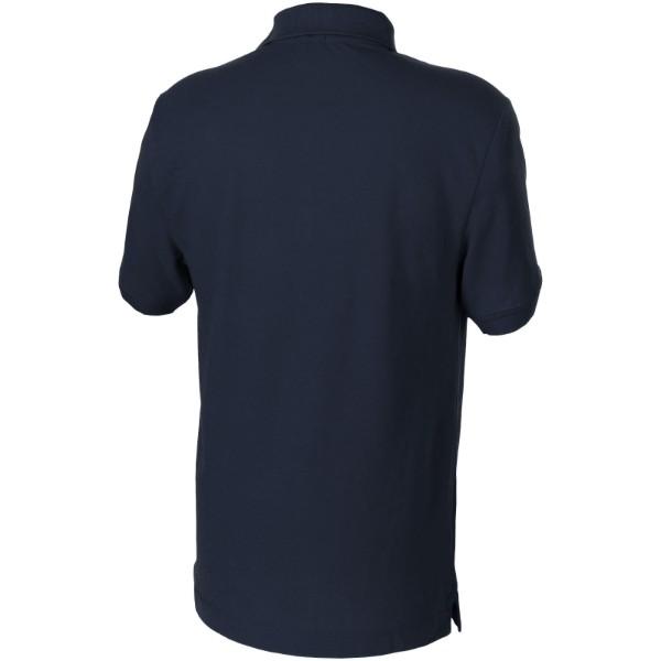 Crandall short sleeve men's polo - Navy / L
