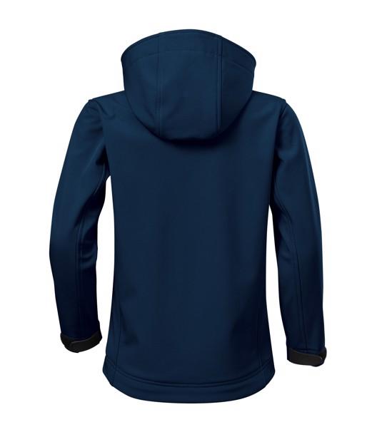 Softshellová bunda dětská Malfini Performance - Námořní Modrá / 158 cm/12 let