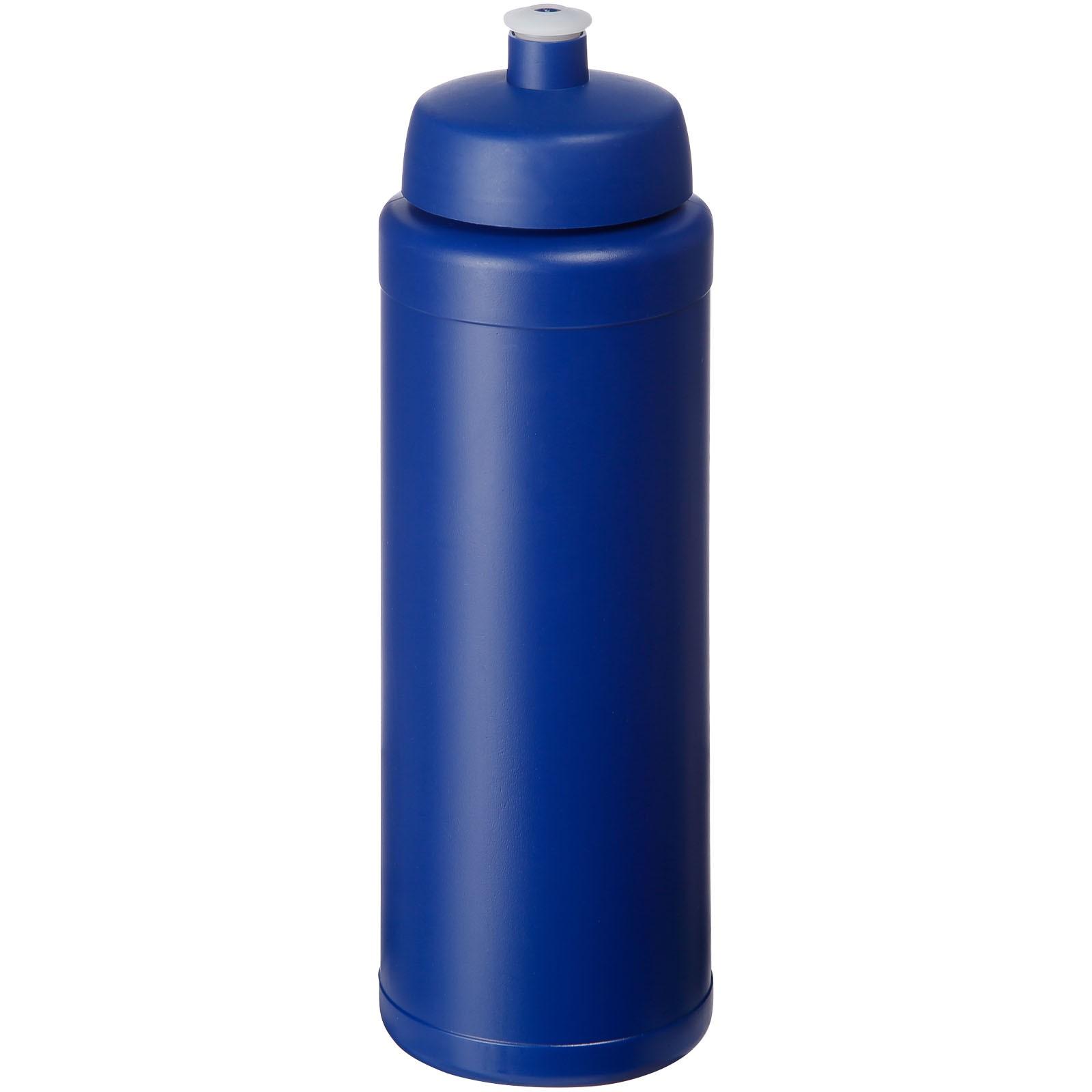 Baseline® Plus 750 ml bottle with sports lid - Blue