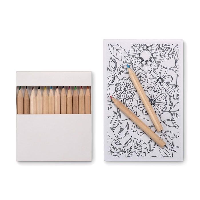 Komplet za risanje za odrasle Paint&Relax