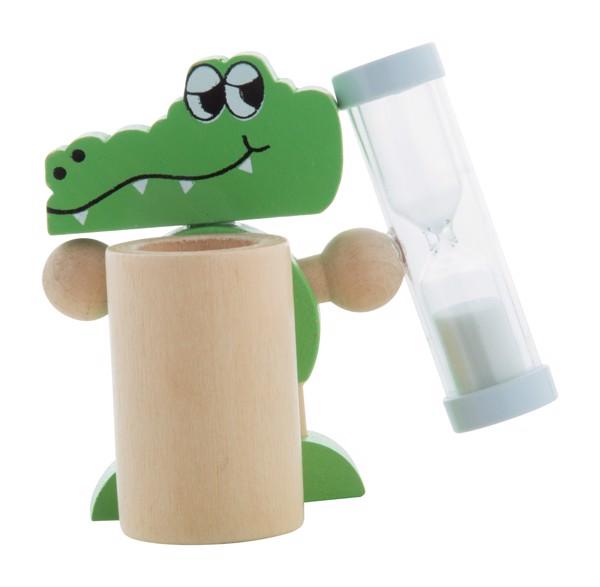 Toothbrush Holder Crocky - Green