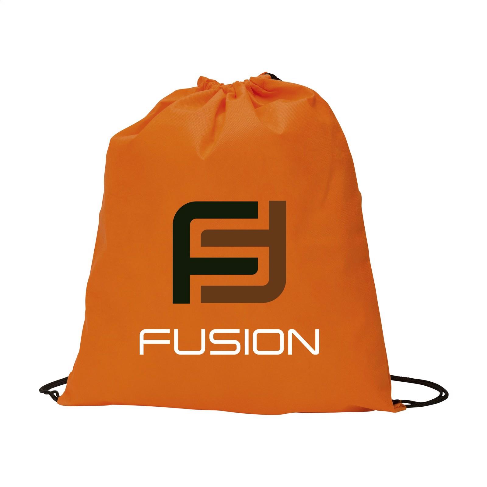 Non-Woven PromoBag backpack - Orange