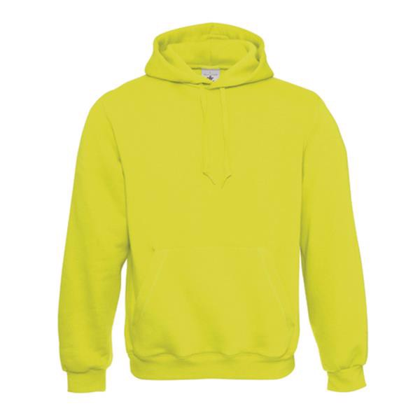 Hooded - Pixel Lime / L