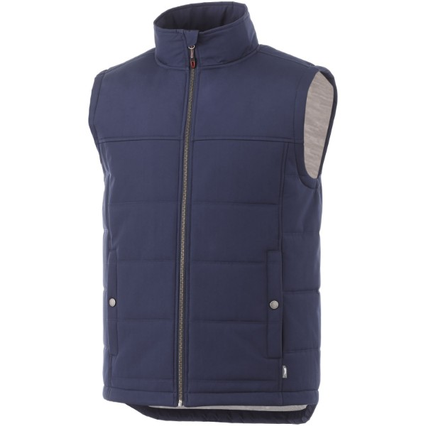 Swing insulated bodywarmer - Navy / XXL