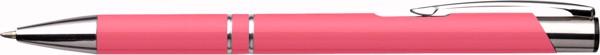 Aluminium ballpen - Pink