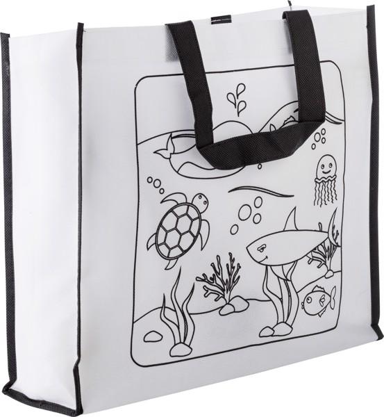 Nonwoven (80 gr/m²) shopping bag