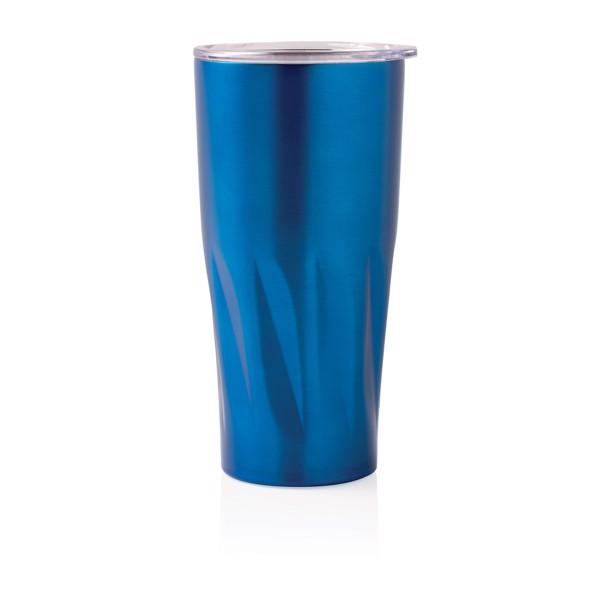 Réz- és vákuumszigetelt ivópohár - Kék