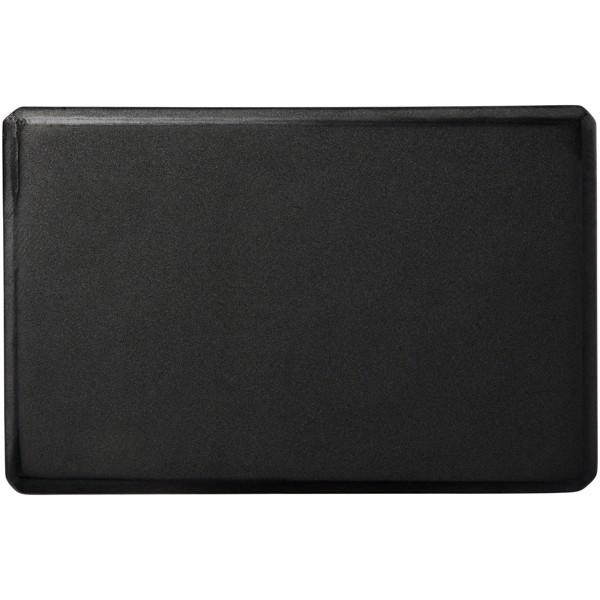 Lahiri yoga block - Grey / Solid Black