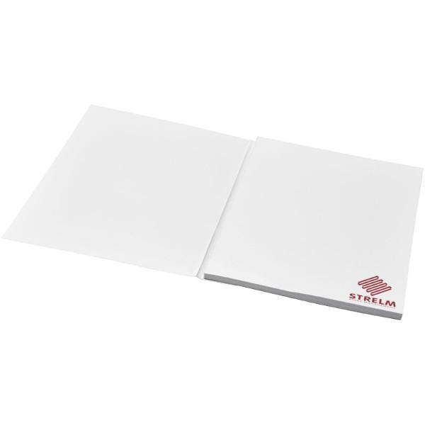 Poznámkový blok Desk-Mate® A5 s překrývajícími se deskami