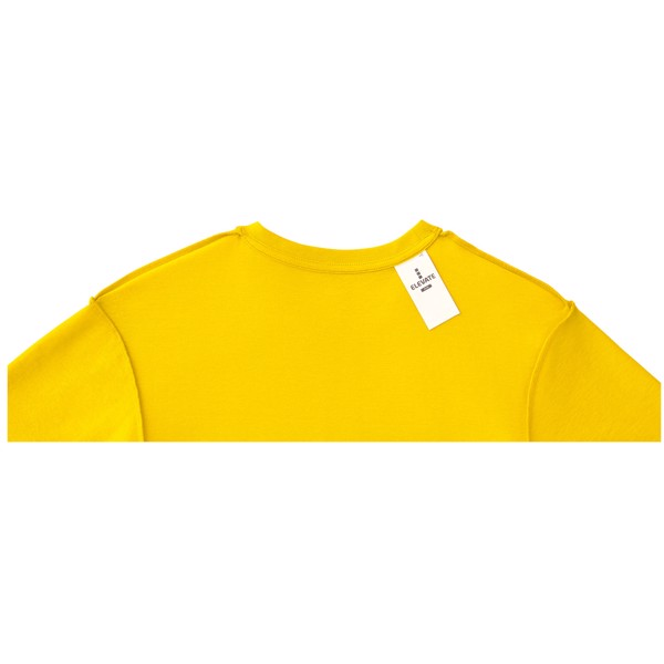 Pánské Triko Heros s krátkým rukávem - Žlutá / 3XL