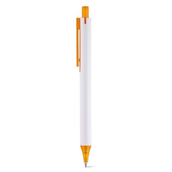 FOCUS. Bolígrafo - Naranja