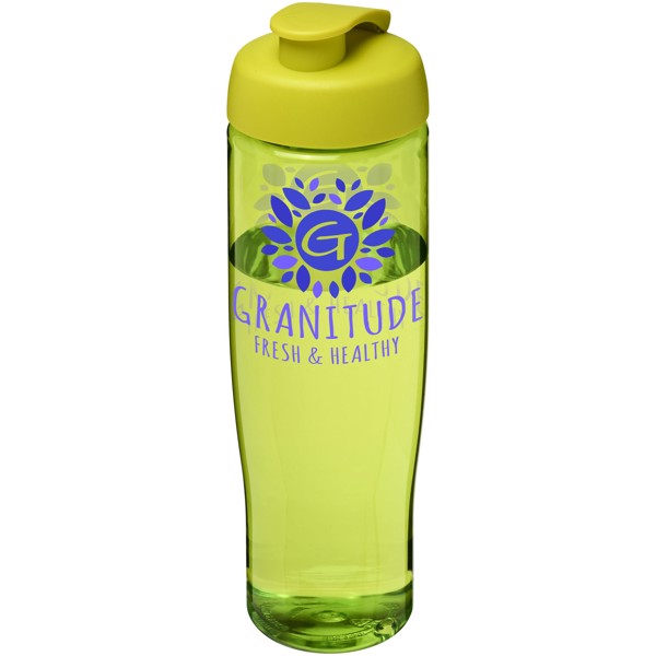 H2O Tempo® Bidón deportivo con Tapa Flip de 700 ml - Lima