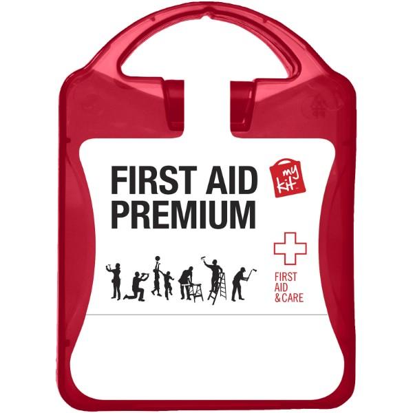 Sada první pomoci Premium - Červená s efektem námrazy